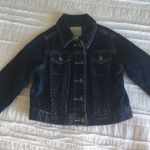 Place 1989 Denim jacket